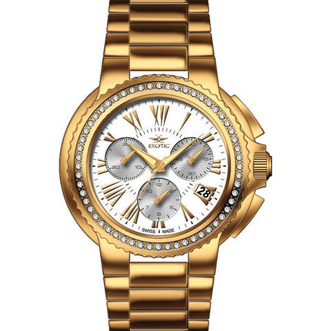 Women watch (Exotic) Swiss Made -3823