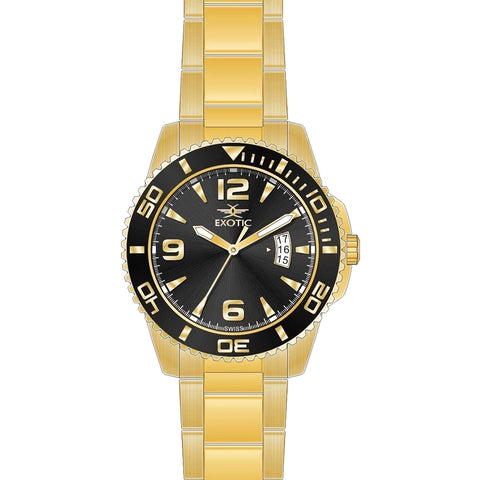 Men watch (Exotic) Swiss Made -3799