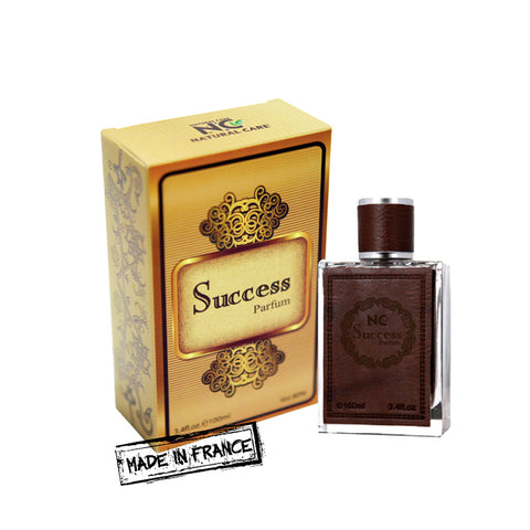 SUCCESS Parfum from Natural Care for Men  Parfum, 100ml -1658