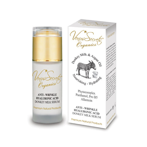 """Anti- Wrinkle/ Hyaluronic Acid Serum 40 ml. "" -5026"