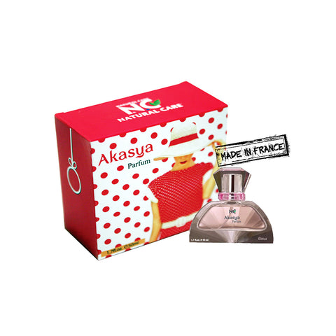 AKASYA Parfum from Natural Care for Woman  [Parfum, 50ml] -1656