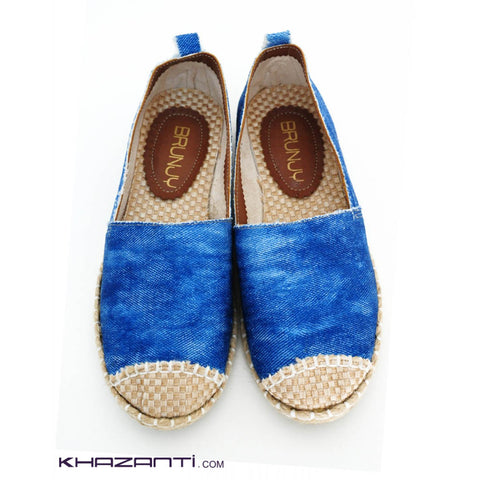 Brunjy Blue Shoes -206