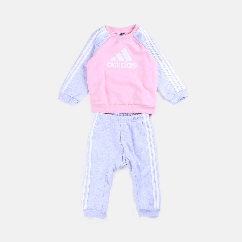 Logo Fleece Jogger Set Infants