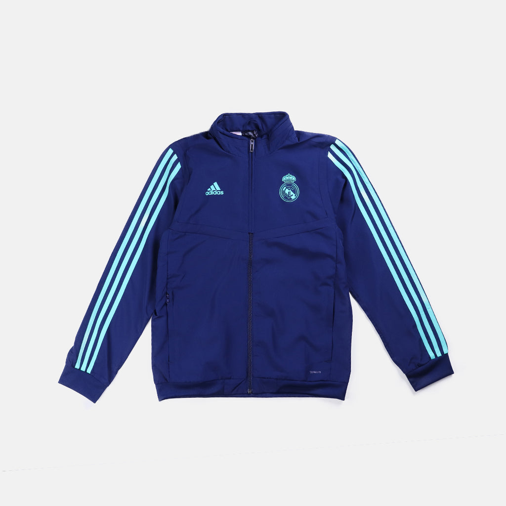 Real Madrid Presentation Jacket 19/20 Kids