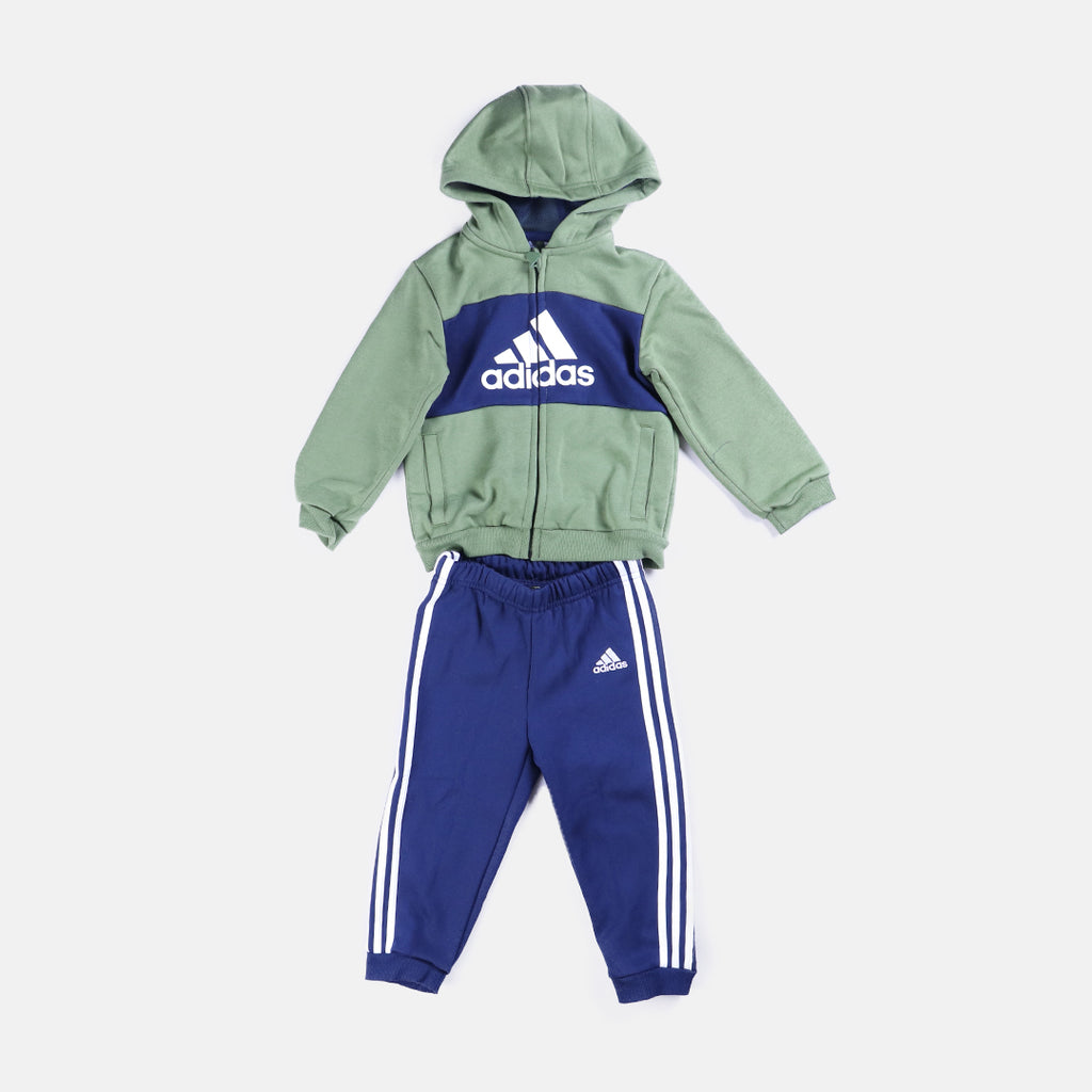Logo Hooded Jogger Set Infants