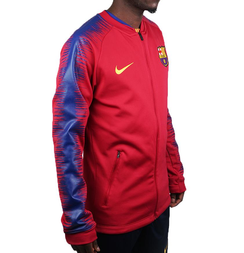 FC Barcelona Anthem Jacket 18/19
