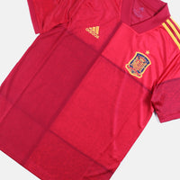 Spain Home Jersey 19/20