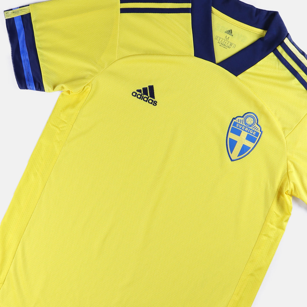 Sweden Home Jersey 19/20