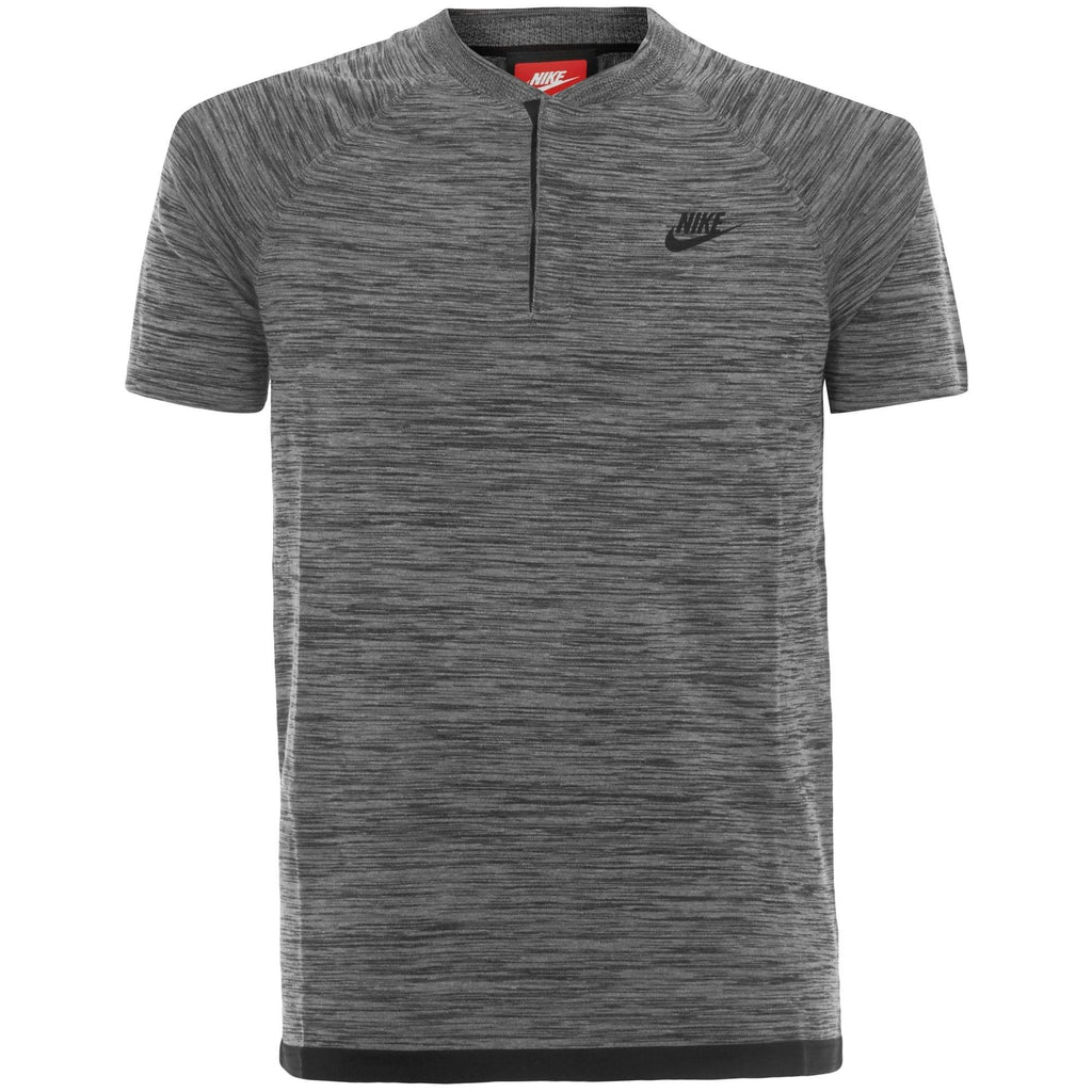 Nike  NSW Tech Knit Polo Grey