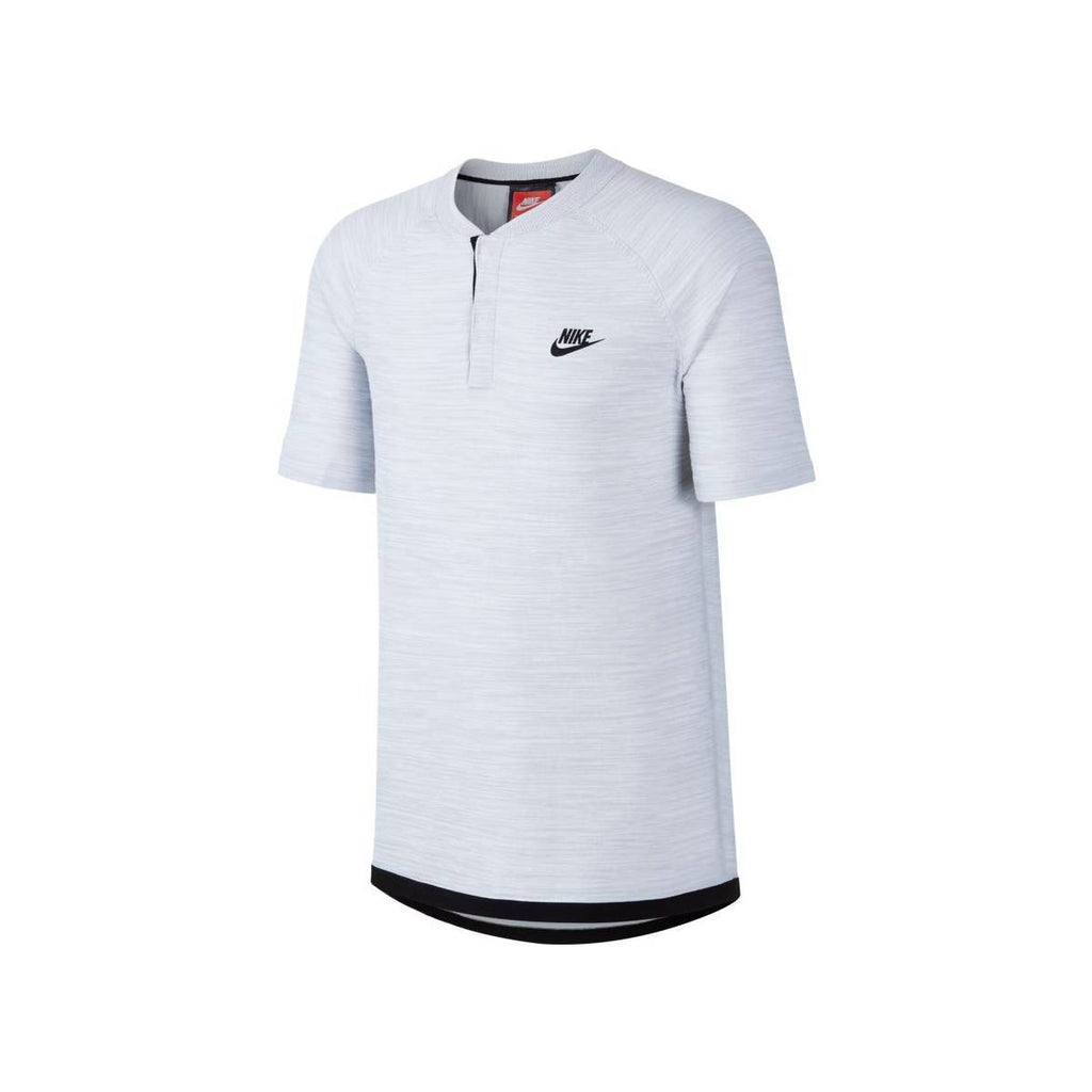 Nike  NSW Tech Knit Polo White