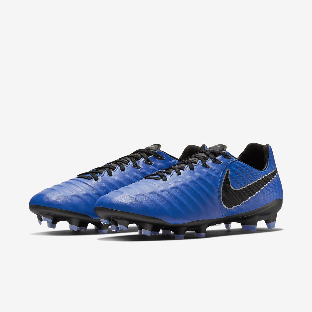 Tiempo Legend 7 Pro Fg  Racer Blue/Black-Metallic Silver