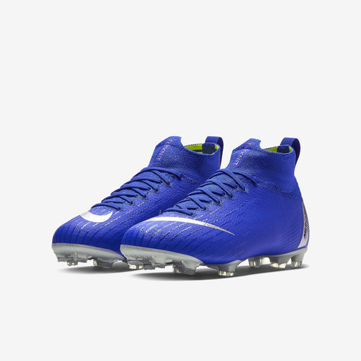 Mercurial Superfly 6 Elite Fg  Racer Blue/Metallic Silver-Black-Volt