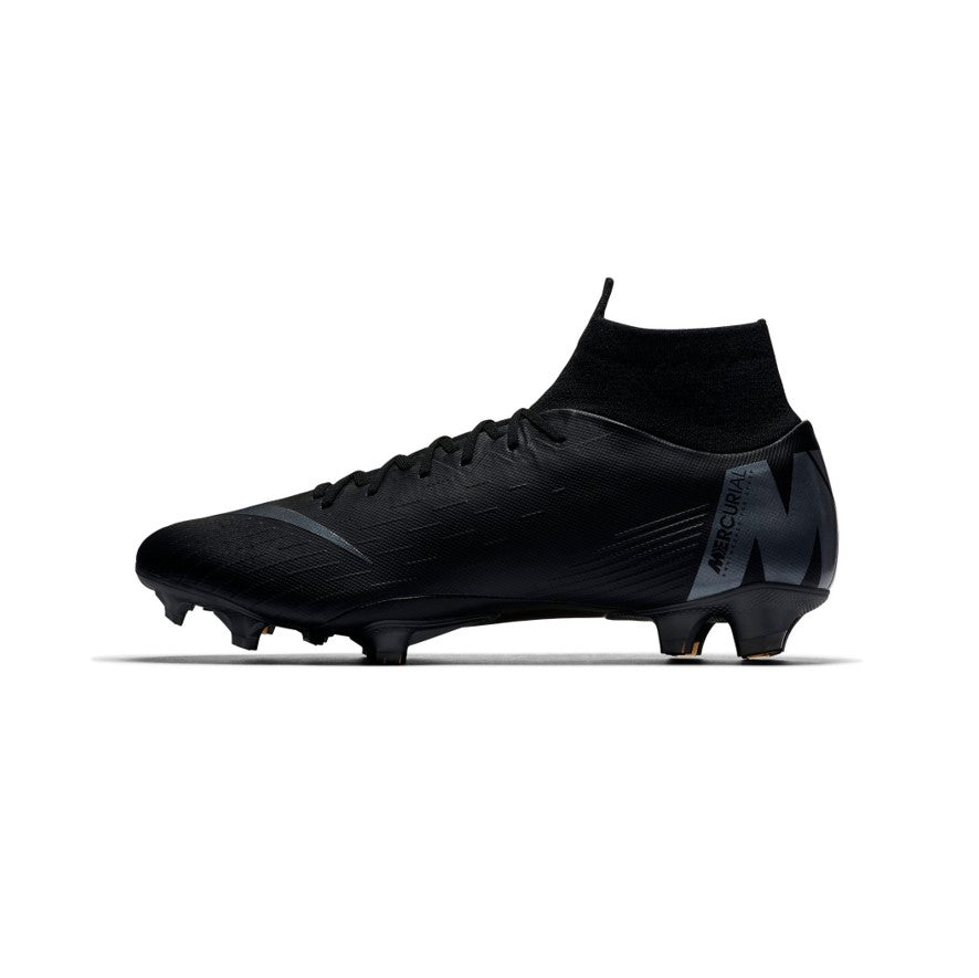 Mercurial Superfly 6 Pro Fg Black