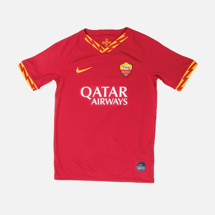 AS Roma Stadium Home Jersey 19/20 Kids
