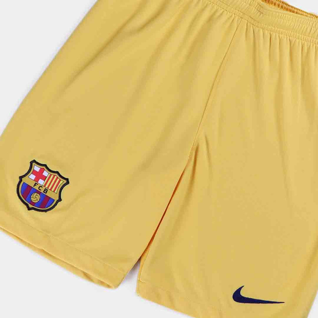 FC Barcelona Stadium Away Shorts Kids 19/20