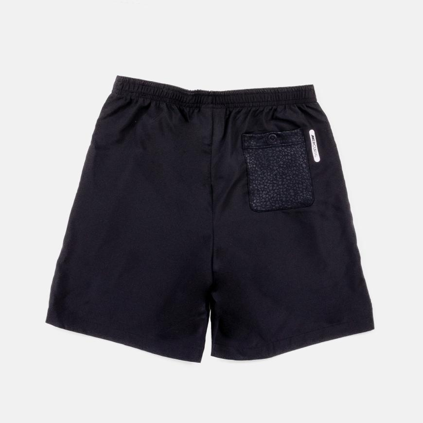 Mercurial Dri-Fit Short Youth   Black/White