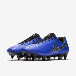 Nike Tiempo Legend 7 Elite Sg-pro ac  Racer Blue/Black-Metallic Silver