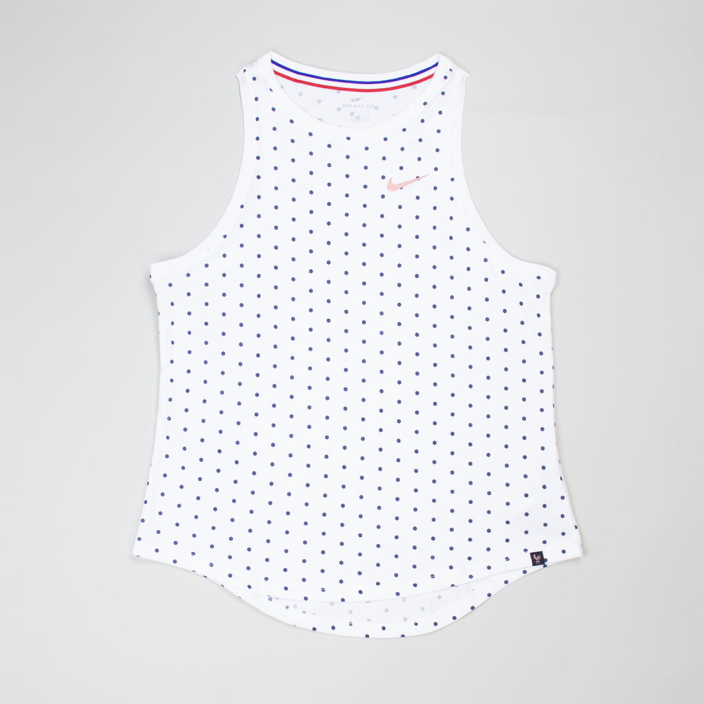 Womens France Tank Top