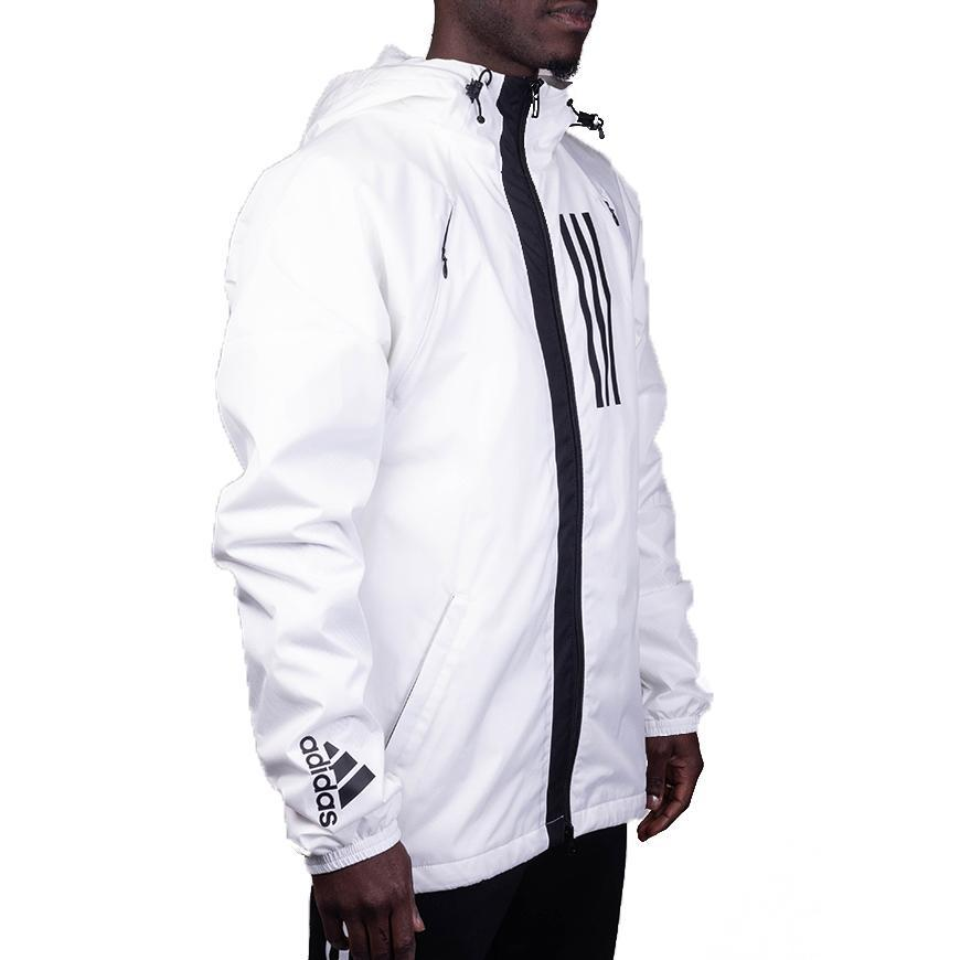Performance Wind Jacket�� White/Black