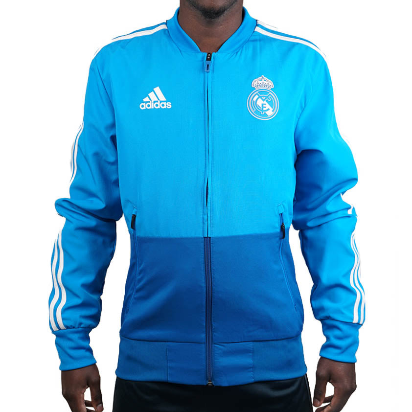 Real Madrid Presentation Jacket 18/19