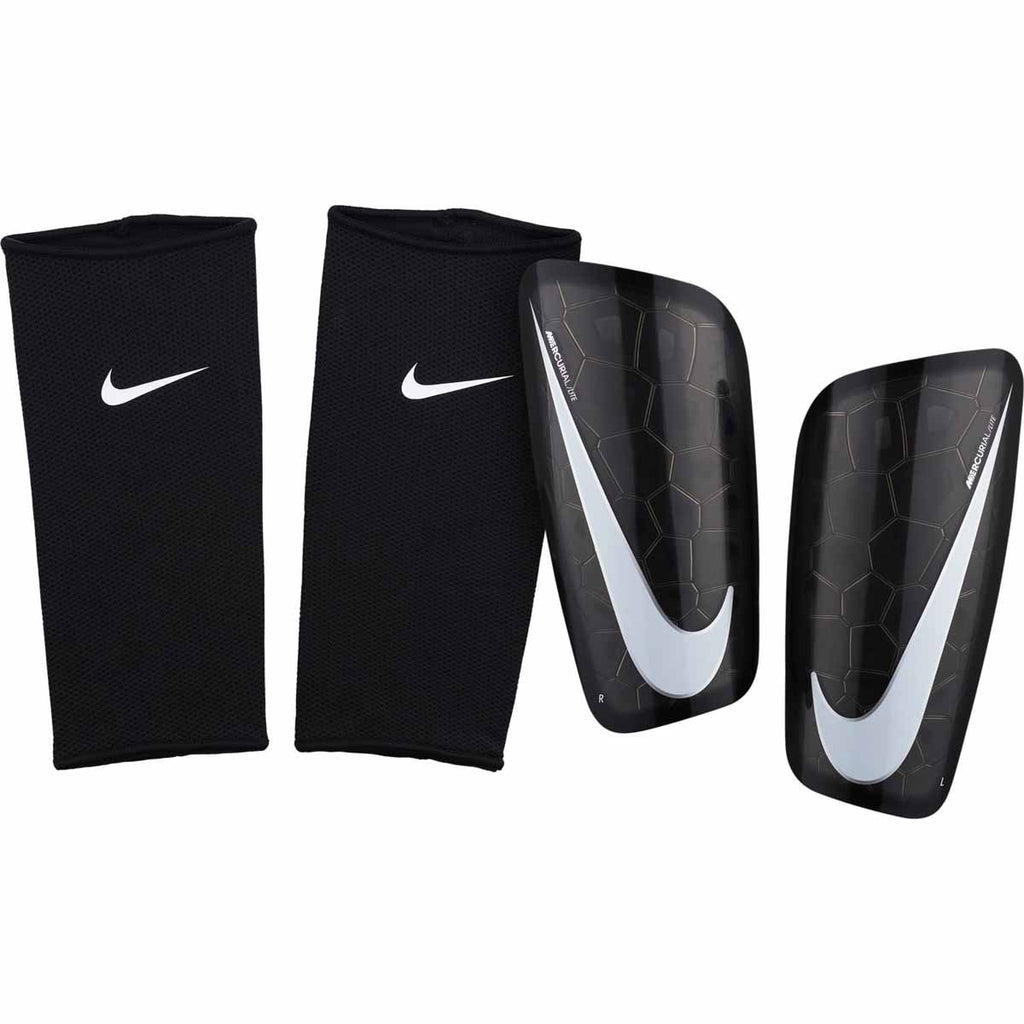 Nike Mercurial Lite Shinguard Black/Black-White