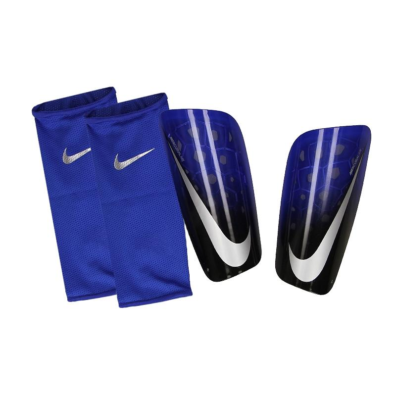 Nike Mercurial Lite Shin Guards Racer Blue/Black/Silver