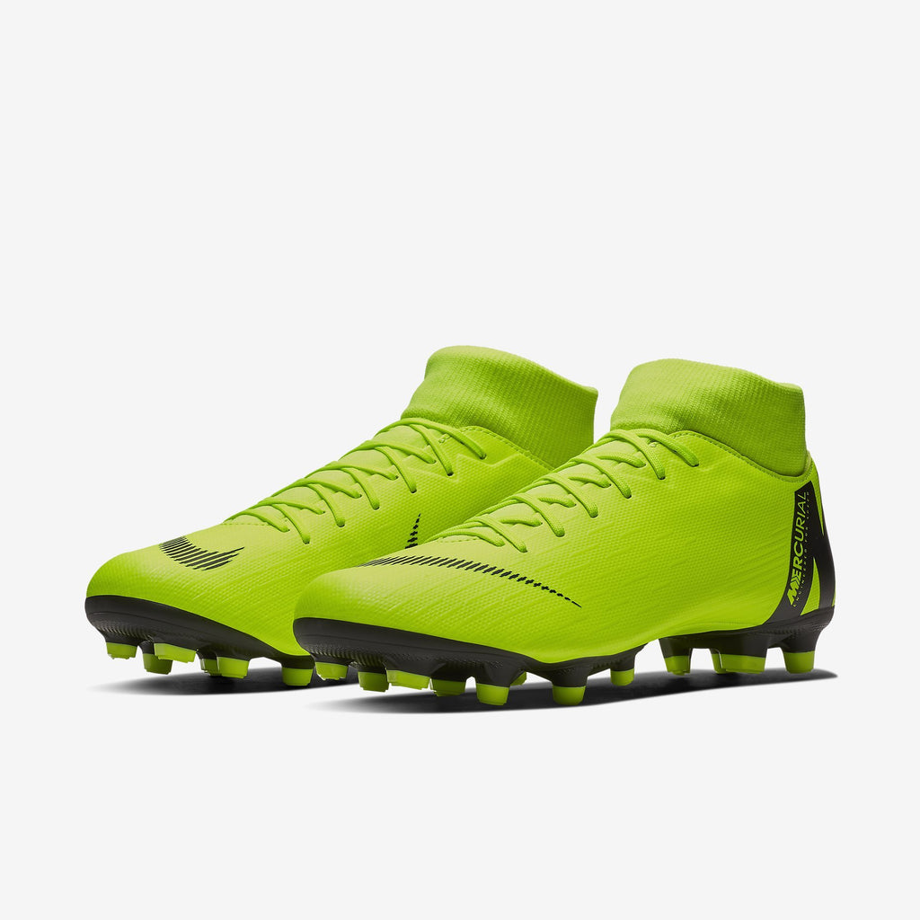 Nike Mercurial Superfly 6 Academy Fg/Mg Volt/Black