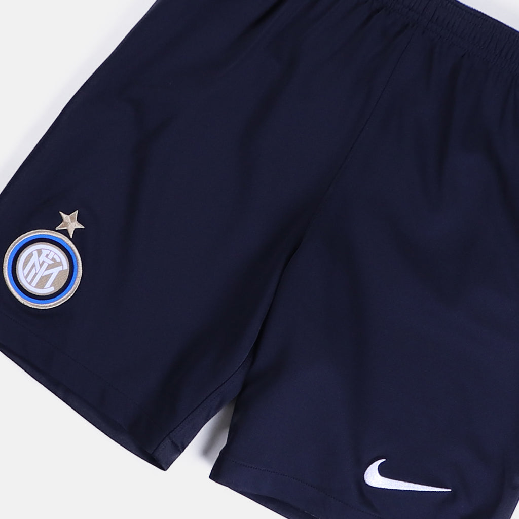 Nike Inter Milan Stadium Home Youth Shorts
