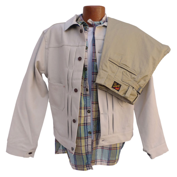 "Sportsman Shirt ""Indian Madras"" - Sierra"