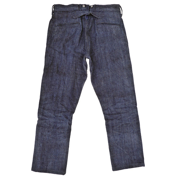 Le Vaillant Pants Indigo Hawaii Denim