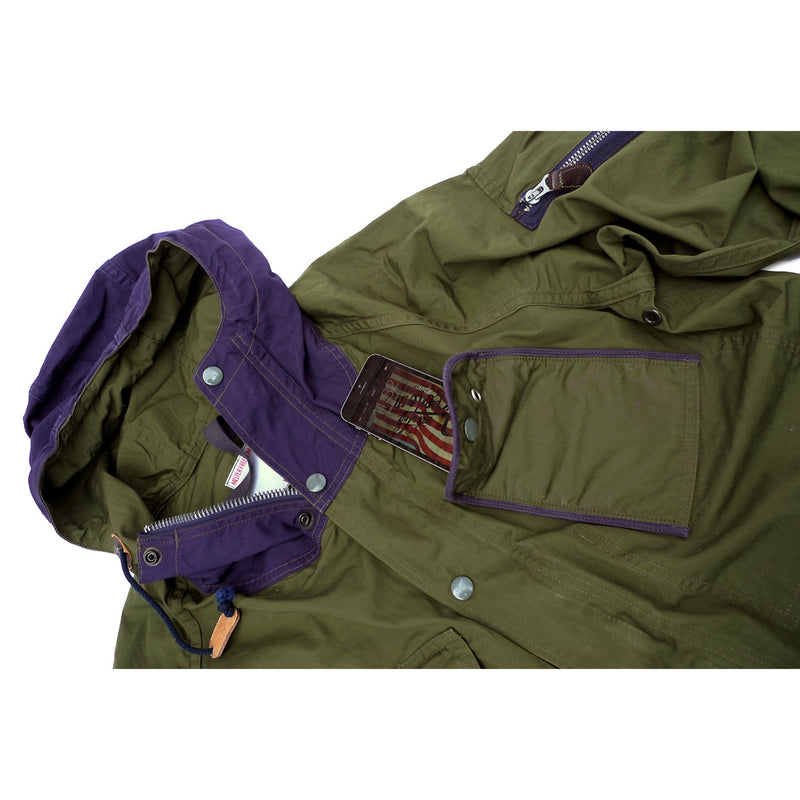 Skipper Jacket - Jungle Green