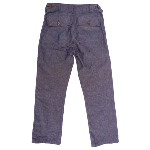 Crew Pants - Marine National