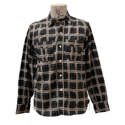 "Sportsman Shirt ""Camp Flannel"" - Black"