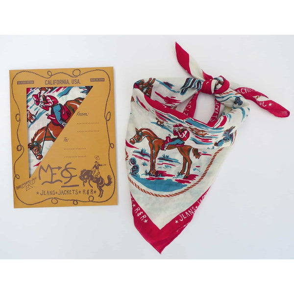 Ranch Kerchief - Red