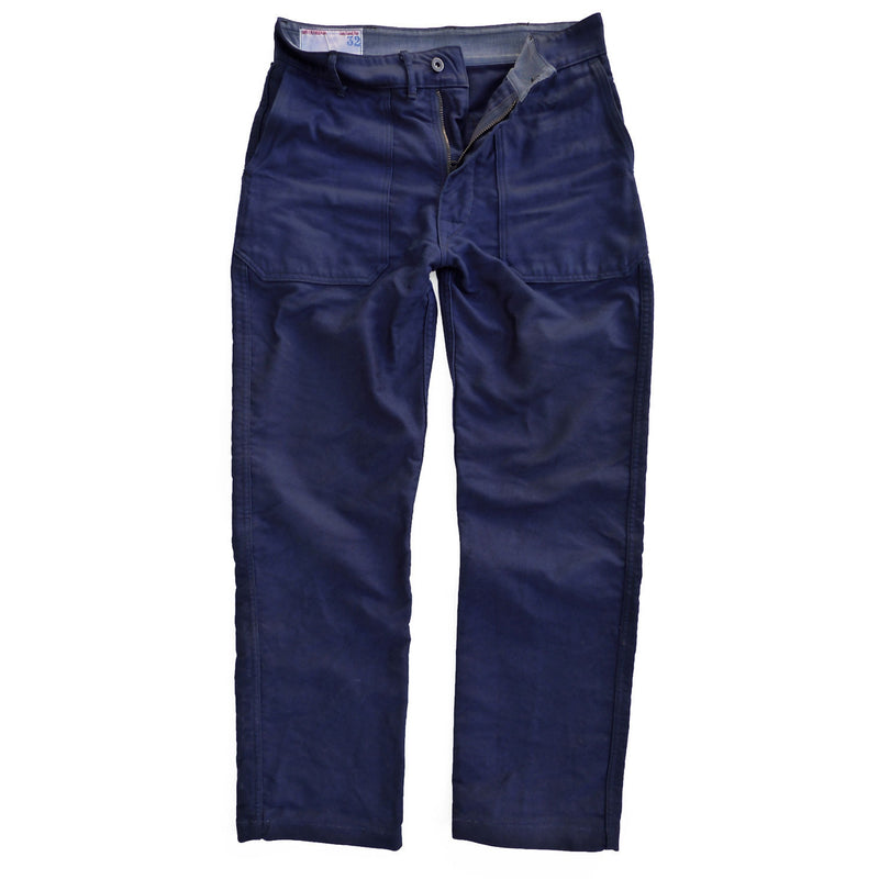 N-1Z Deck Pants - Indigo Jungle Cloth