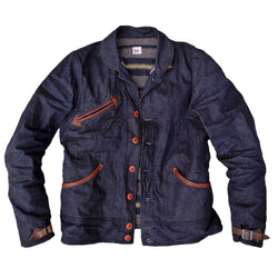 Drover Blouse - NOS Denim