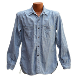 Sportsman Shirt - Chambray