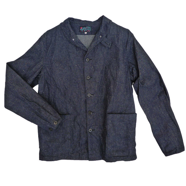 Dockyard Jacket - Snow Denim