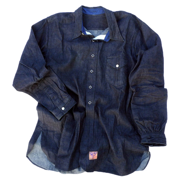 Prairie Shirt - Denim