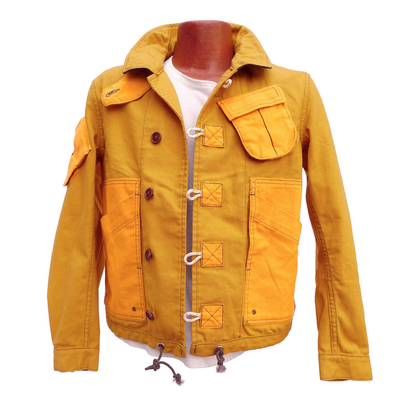 Watchman Jacket - Yellow