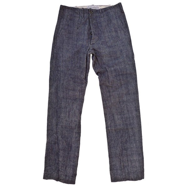 "Naval ""NCT"" Chinos - Okinawa Denim"