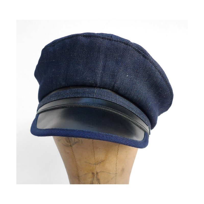 Roasteader Cap - NOS Denim