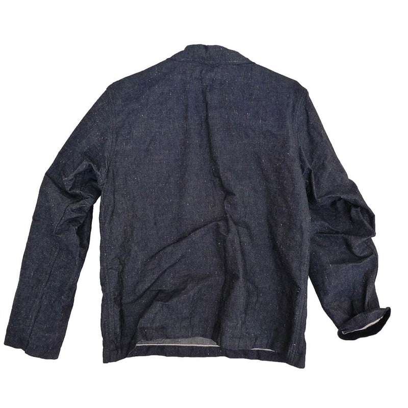 Longshoreman Shirt - Snow Denim