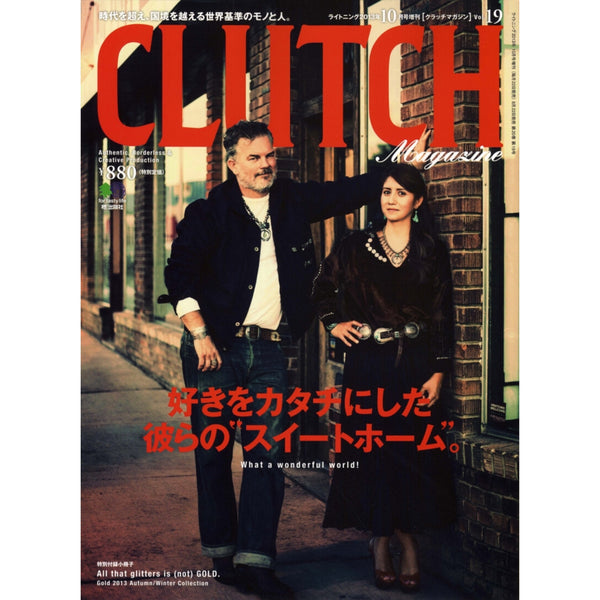 Clutch Magazine Vol. 19