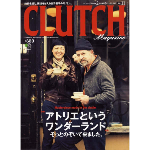 Clutch Magazine Vol. 11