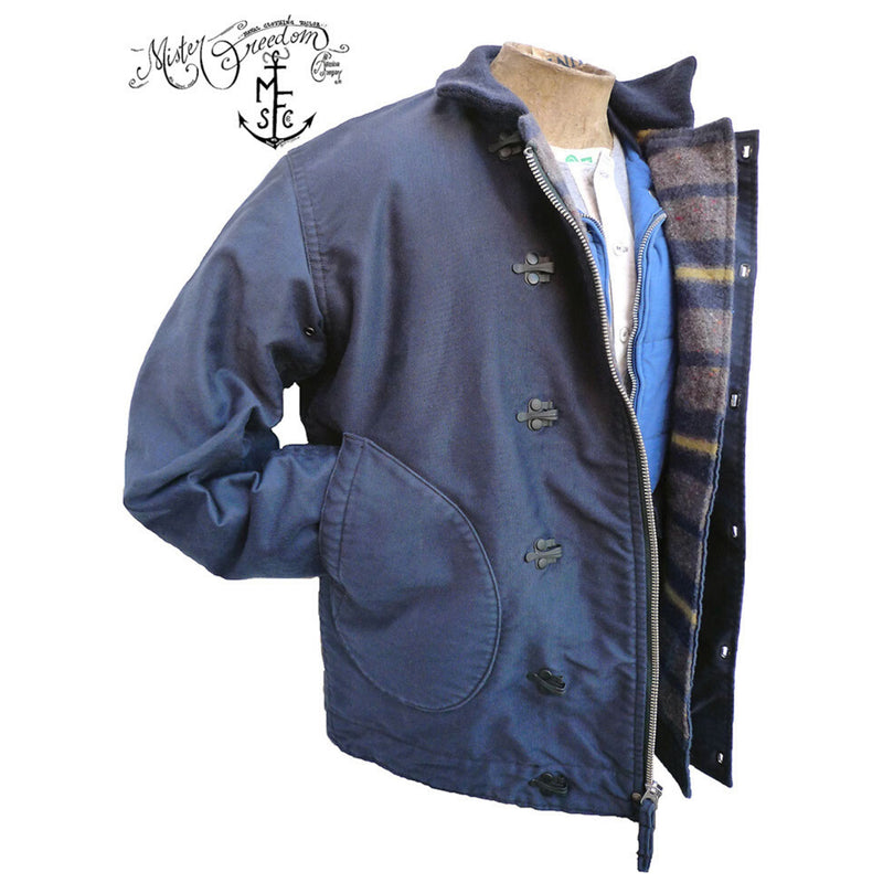 Deck Jacket Type N-1H Troy