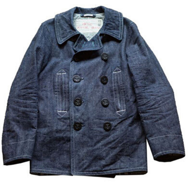 Denim P-Jacket