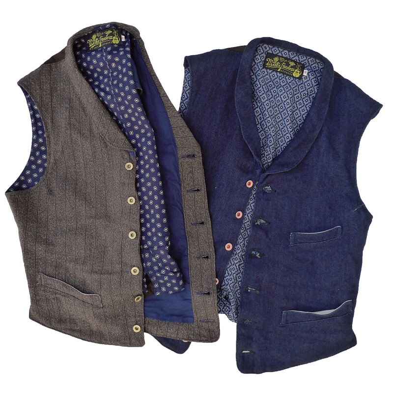 Gilet Gadjo - Stripe Covert