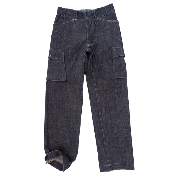 Shore Pants - Okinawa 301 Denim