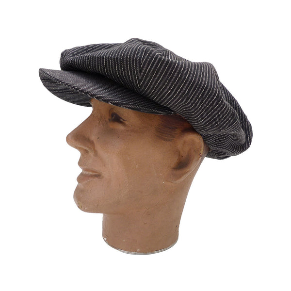 Scuttler Cap - Workwear Stripes